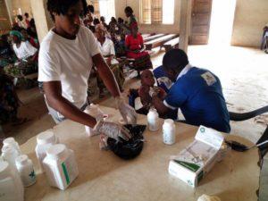 Barn Undernäring - Stöd Vårt Arbete i Nigeria