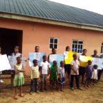 Hus för 32 fattiga och hemlösa familjer i Owerri 2021